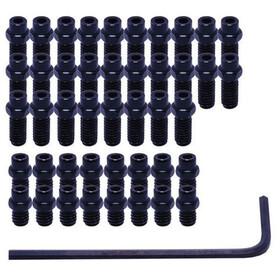 DMR Vault Pedal KingPin Kit black